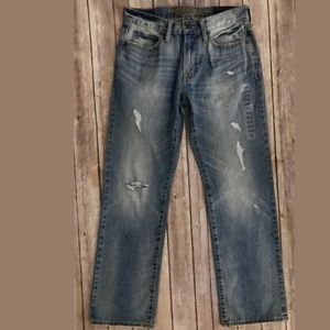 NWT American Eagle men's Distressed jeans 29x30